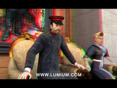 3D Stereoscopic Animation for E-learning    : -> For more updates subscribe http://www.youtube.com/lumiumDesigns