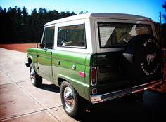 Vintage Bronco