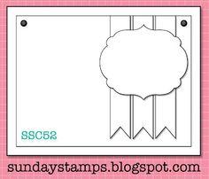 card sketch SSC52