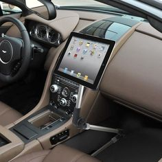 Turn Your Car's Cup Holder Into a Laptop Stand | Josh ...