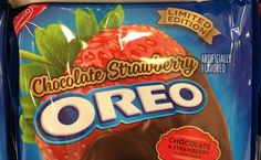 Delish Exclusive: Oreo Releases Chocolate-Covered Strawberry Flavor And Everything Is Awesome  - Delish.com