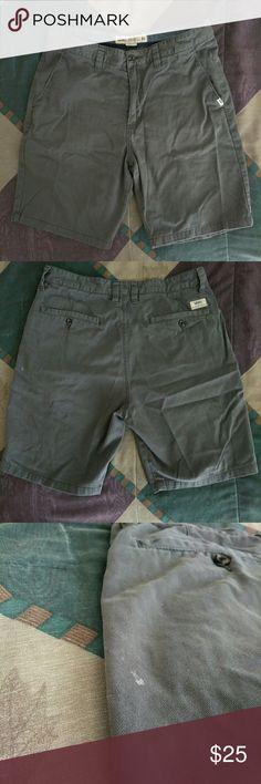 VANS MEN'S SHORTS CONDITION 8/10 100% COTTON Vans Shorts Flat Front