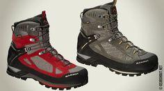 Mammut выпустила новые высокие горные ботинки из популярной серии Alto