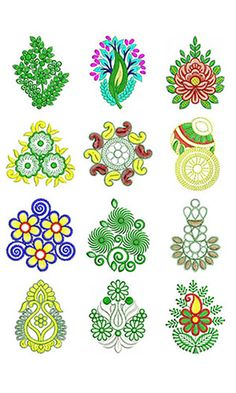 Embroidery Flowers Pattern, Embroidery Fabric, Flower Patterns, Machine Embroidery, Indian Embroidery Designs, Galaxy Fashion, Lace Border, Textile Patterns, Flower Art