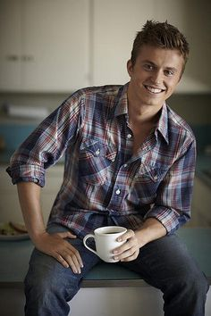 I just can't with Kenny Wormald. Just...look.