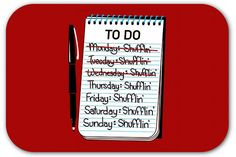 Social media to-do list: 10 tasks every PR pro should complete. #PR