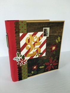 Premade Scrapbook Album Scrapbook Album Mini by ScrapbookYourJoy
