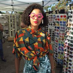 Amandla Stenberg is the ultimate style icon