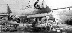 Aviação em Floripa: Messerschmitt Me-262 A-2a Sturmvogel