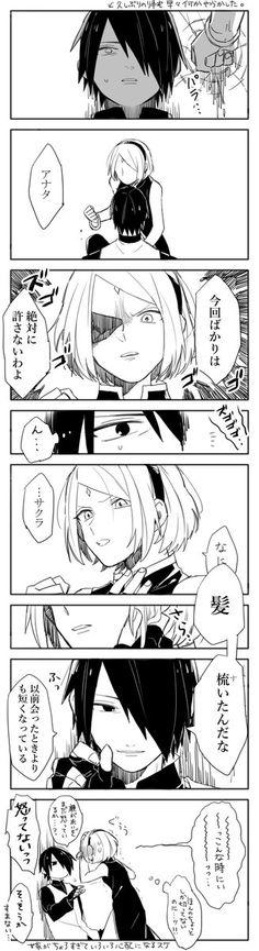 Sakura x Sasuke