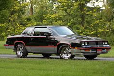 """1983 Oldsmobile Cutlass \ 15th Anniversary """"Hurst Olds"""" Edition. 5.0L V-8 Rated @ 180 HP"""