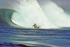 tom carrol surf | TOM CARROLL, SUNSET BEACH, OAHU, HI. 1984 | 1980'S SURFING