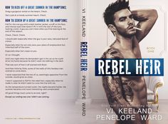 REBEL HEIR by Vi Keeland and Penelope Ward – Susan's Books I Like