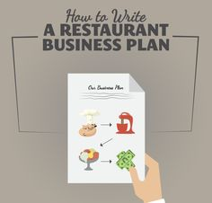 As a restaurant owner, you need to create a solid business plan before you even think about opening up your doors. For one thing, in most cases, an investor or bank wont even Restaurant Business Plan, Restaurant Plan, Opening A Restaurant, Restaurant Marketing, Restaurant Owner, Catering Business, Restaurant Design, Panini Restaurant, Writing A Business Plan