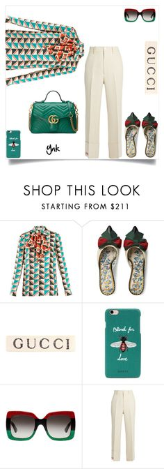 """Gucci"" by ynk24 ❤ liked on Polyvore featuring Gucci"