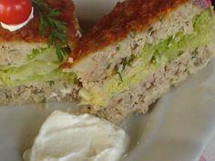 Egy finom Kelkáposztás húsfelfújt ebédre vagy vacsorára? Kelkáposztás húsfelfújt Receptek a Mindmegette.hu Recept gyűjteményében! Diabetic Recipes, Diet Recipes, Sandwiches, Food, Bulgur, Essen, Meals, Skinny Recipes, Paninis