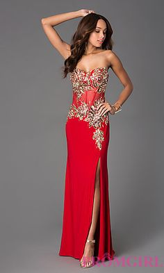 f75fcac5ff Long Prom Dresses and Formal Prom Gowns - PromGirl - PromGirl