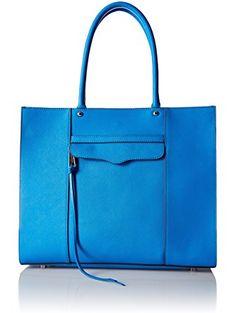 Rebecca Minkoff Large Mab Tote, Bright Royal ❤ Rebecca Minkoff Rebecca Minkoff Handbags, Gifts For Women, Bright