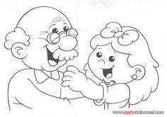 grandparents day crafts for preschoolers Bykanne Bykbaba ve Torunlar - nce Okul ncesi Ekibi Forum Sitesi - Biz Bu i Biliyoruz Preschool Learning Activities, Preschool Crafts, Grandparents Day Crafts, Drawing Lessons For Kids, Eid Cards, Grands Parents, Diy Gift Box, Grandma And Grandpa, Doodle Designs