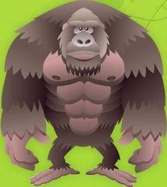 Exercises   Gorilla Workout - #i-work-out