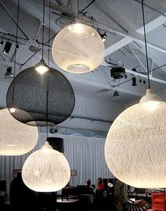 Non Random Light from Moooi