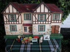 vintage triang dolls house | eBay