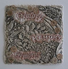 crayon headstone rubbings...gotta try this, some of those ancient stones are so ornate.
