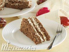 Tojáslikőrös, csokoládés torta Tiramisu, Ethnic Recipes, Food, Essen, Meals, Tiramisu Cake, Yemek, Eten