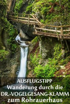 -Vogelgesang-Klamm: Experience report about the hike with experiences about .-Vogelgesang-Klamm: Experience report on the hike with experiences on sights, the best photo spo -