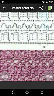 Knit and Crochet tutorial- screenshot thumbnail