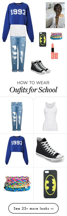 """""""School look"""" by fashiongirlprox on Polyvore"""