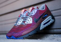 nike air max lunar90 jcrd red clay available 01 570x400 Nike Air Max Lunar90 Jacquard Red Clay   Available