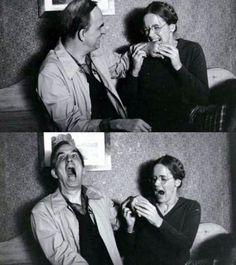 Liv Ullmann & Ingmar Bergman