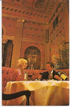 Retro Cocktail Lounge Atlanta Georgia