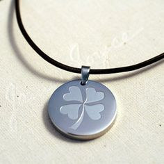 Four Leaf Clover Medallion