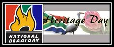 Happy Heritage Day South Africa (24 September 2014)