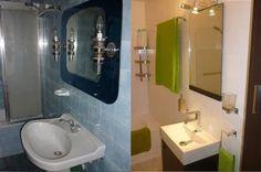 Por regla general en la construcción de hoy día, los baños suelen ser las estancias más pequeñas de la casa, mal que nos pese. Convertir estos pocos metros en a