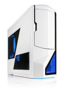 Amazon.com: NZXT Crafted Series ATX Full Tower Steel Chassis - Phantom White: Electronics