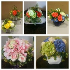 Arrangement decor, flowers