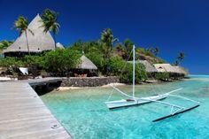 #Sofitel is waiting for you at #BoraBora #FrenchPolynesia #PrivateIsland #SailingCanoe