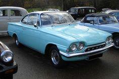 1962 Ford Consul Capri