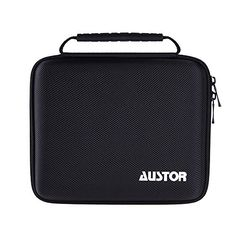 Austor Travel Carrying Case Protective Cover for Nintendo Nintendo Ds Charger, Nintendo Dsi Games, Nintendo Ds Console, Nintendo Ds Lite, Ds Xl, Ds Games, Video Game Console, Cell Phone Accessories