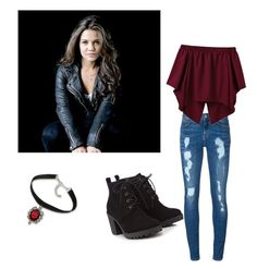 """""""Untitled #417"""" by shadow-of-the-katherine on Polyvore featuring Tommy Hilfiger and Red Herring"""