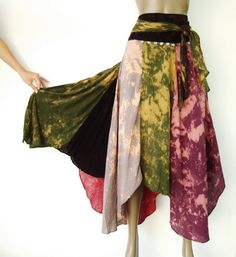 hippie skirt! I like this but in different colors