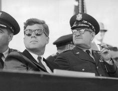 Kennedy, January 1962.