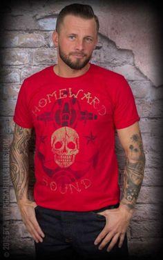 La Marca del Diablo T-Shirt - Homeward Bound #rockabillyrules #lamarcadeldiablo