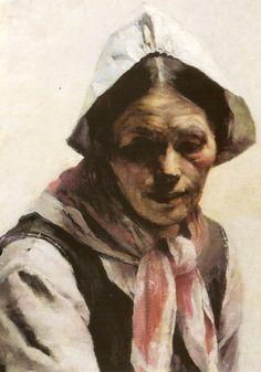 Helene Schjerfbeck(FIN) ヘレン・シュイェルフベック(芬)