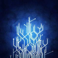 Circuit Board Technology Canvas Print / Canvas Art by Setsiri Silapasuwanchai - Vv - technologie Technology Posters, Technology Design, Educational Technology, Technology Gadgets, Business Technology, Computer Technology, Teaching Technology, Digital Technology, Tech Gadgets