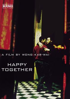 Happy Together, wong kar wai, 1997