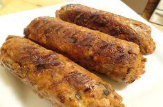 How to Make Homemade Spicy Italian Sausage (Vegan and Gluten-Free)
